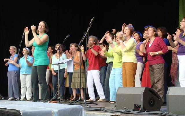 Het Karibu koor